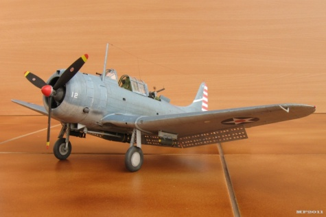 Douglas SBD-3 Dauntless