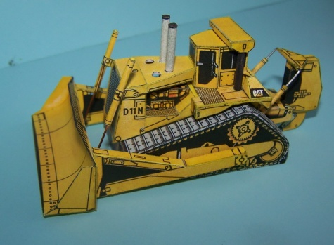 dozer Caterpillar D11N