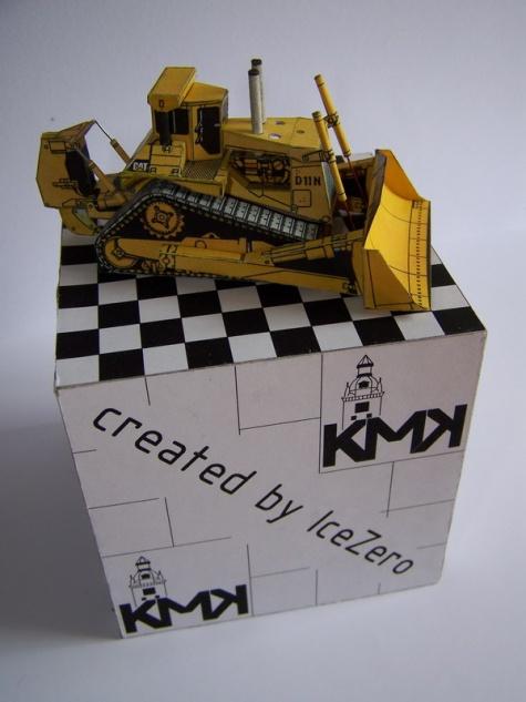 dozer Caterpillar D11N