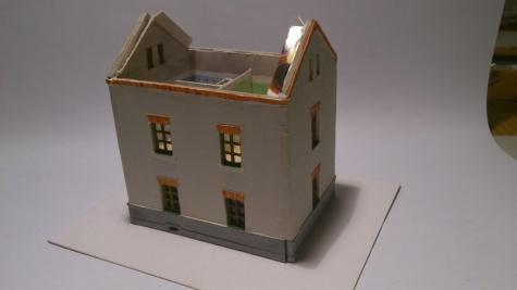 Drážní domek Smiřice