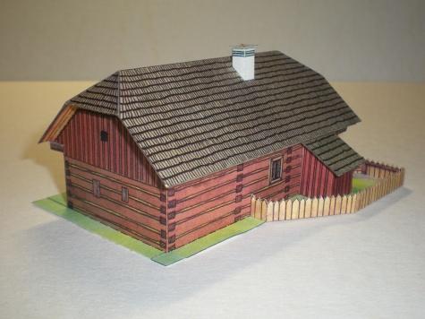 Dřevěnice z Brd