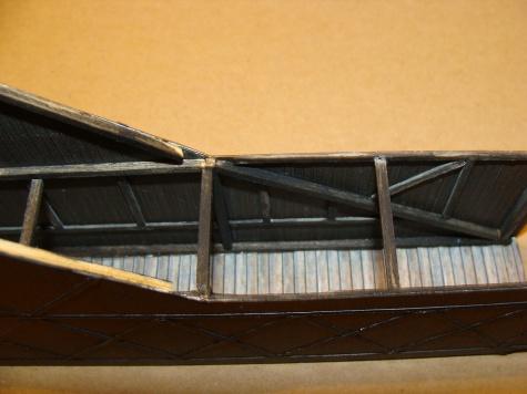 dřevěný most Bystrá