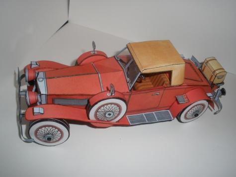 Duesenberg SJ Roadster