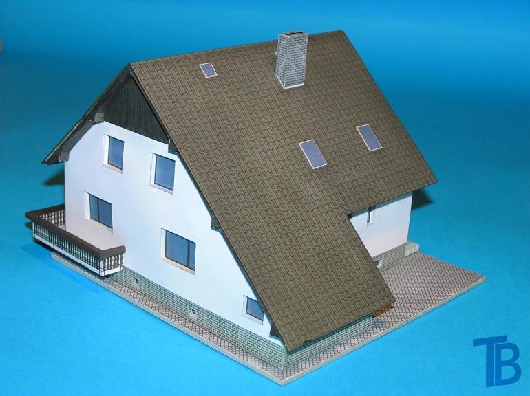 Dvougenerační domek z 90. let