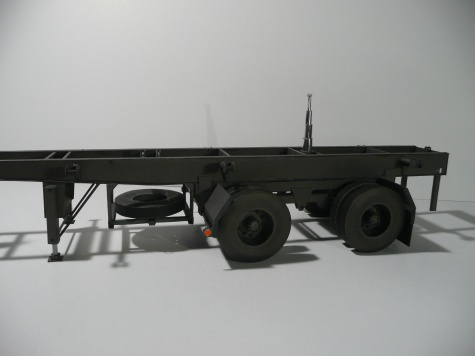 dvoukorbový návěs BSS NS2-29.21.20