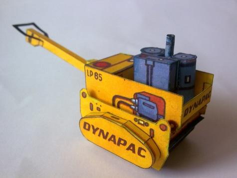 DYNAPAC LP 65