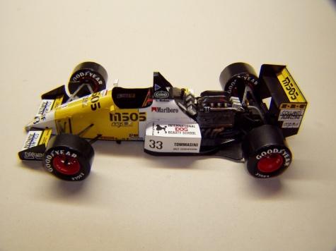Eurobrun ER188, 1988, S. Modena