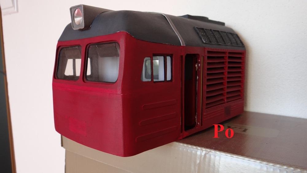 Elektrická lokomotiva E-499