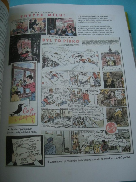 Encyklopedie komiksů v Československu, Díl 1: 1945 - 1989 = ABC