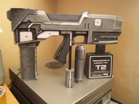 Endo Rifle (Terminátor) 1:1