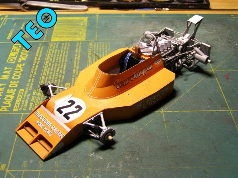 Ensign Ford N174