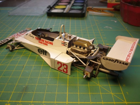 Ensign N 177 - Patrick Tambay - Kanada 77