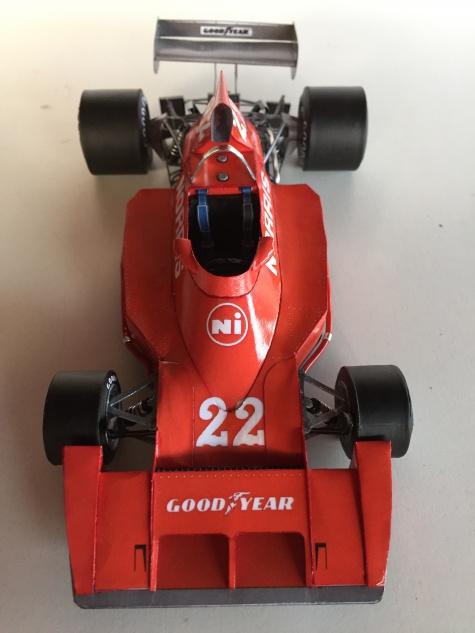 Ensign N174 GP US West Chris Amon