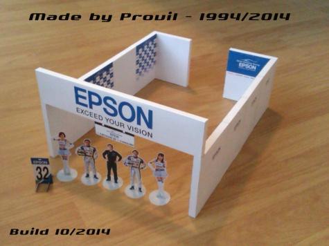 EPSON Nakajima Racing (2013)