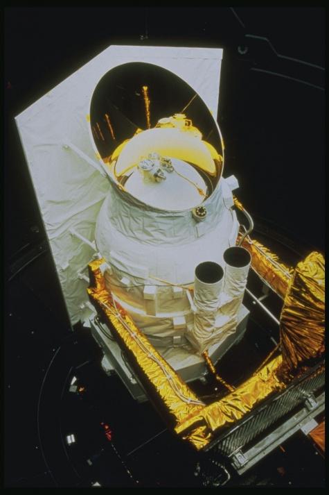 ESA - ISO