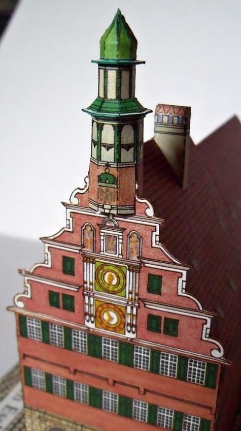 Esslingen - stará radnice