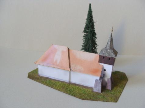 evangelický kostel Malé Teriakovce