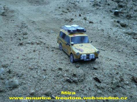 Expediční trabant EGU