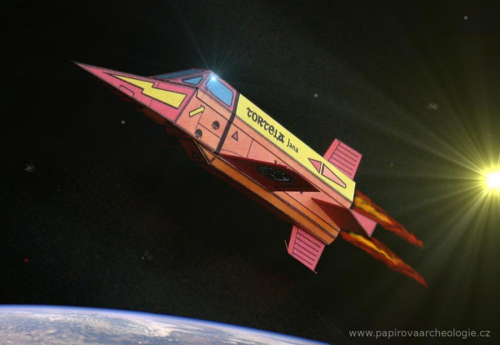 Experimentální raketoplán