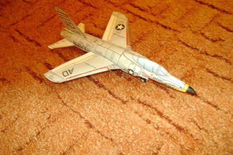 F 11 F tiger