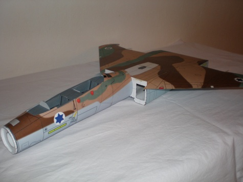 F-15 I RAAM