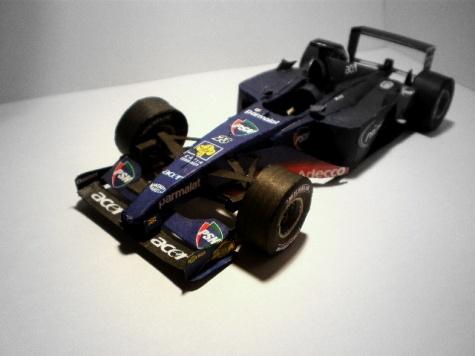 F1 PROST AP 04 2001