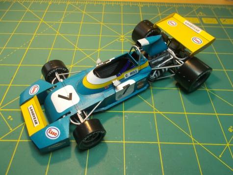 F1 modely a různé
