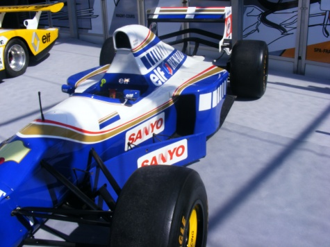 F1 Williams -Renault FW 15   1993 A.Prost