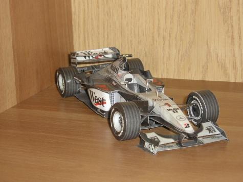 F1 - sbírka modelů