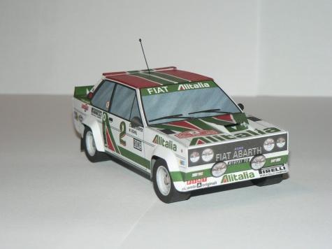Fiat Abarth 131