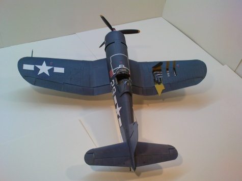 F4U-1A  Corsair