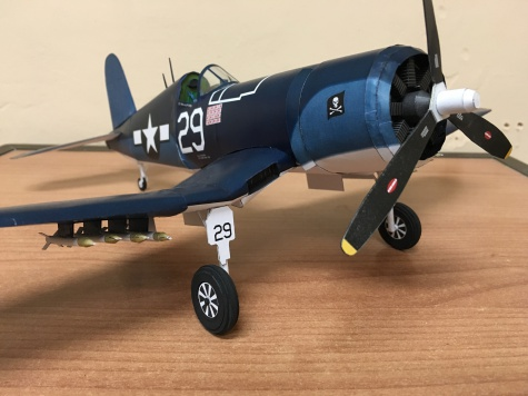 F4U Corsair