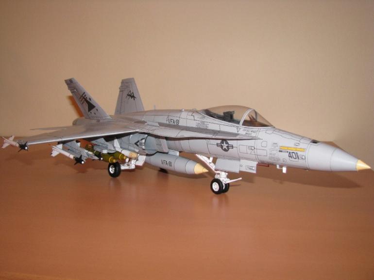 FA18C Hornet