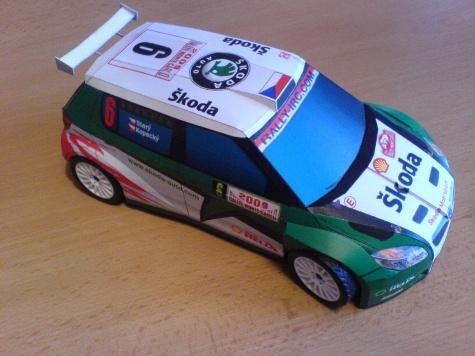 Škoda Fabia S2000
