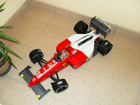 Ferrari F1/88C turbo