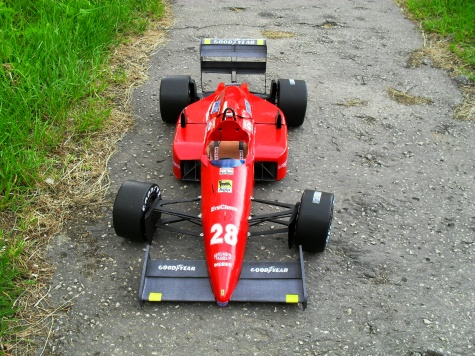 Ferrari F1/88C turbo