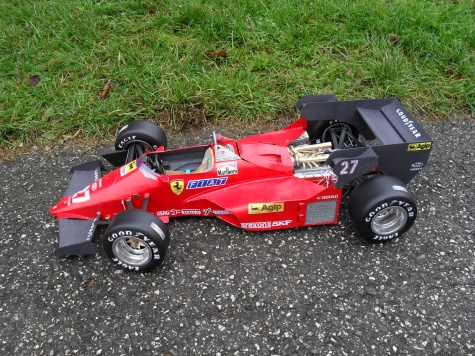 Ferrari 126 C4 S Belgie 1984