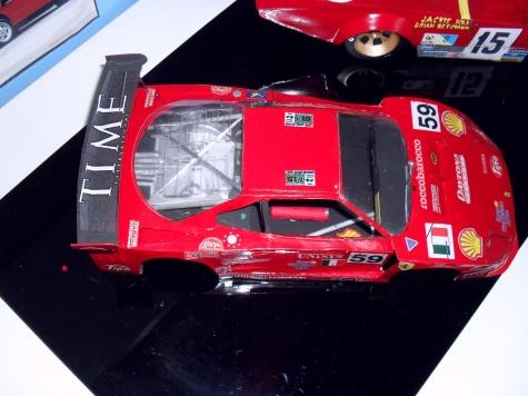 Ferrari  F 40 GT Le Mans 1996