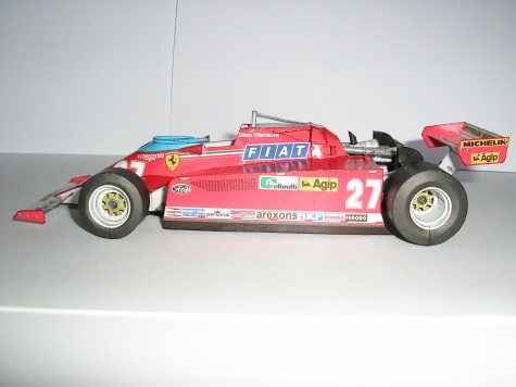 Ferrari 126 CK Turbo