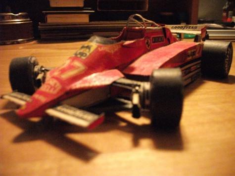 Ferrari 126c