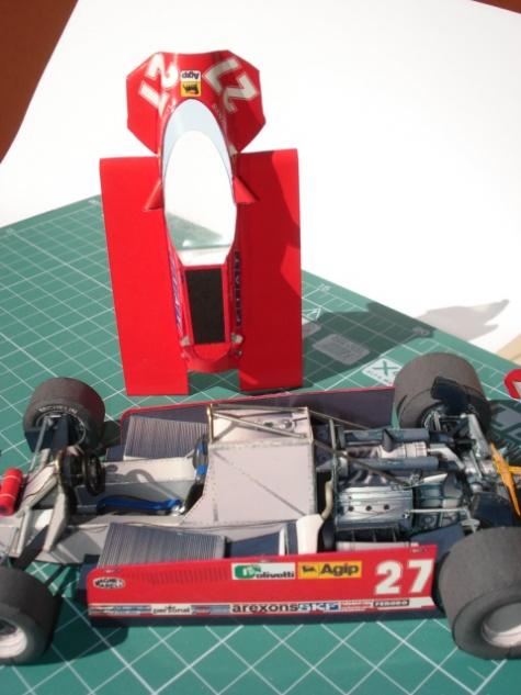 Ferrari 126CK 1981 G. Villeneuve