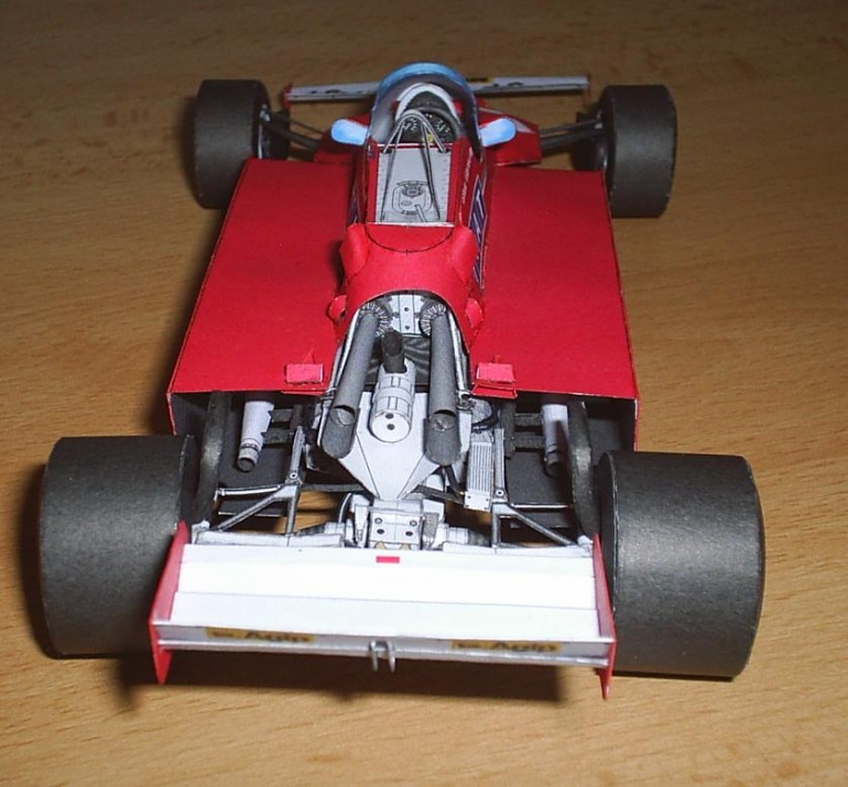 Ferrari 126CK turbo