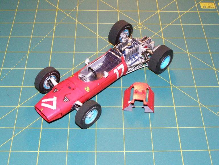 Ferrari 1512, 1965
