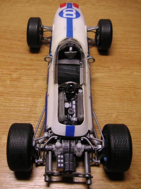 Ferrari 1512, Mexican GP 1964, Lorenzo Bandini