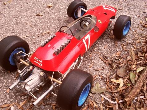 Ferrari 1512 Monako 1965