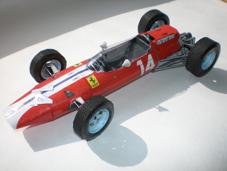 Ferrari 1512 US GP, 1965
