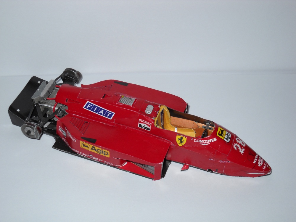 Ferrari 156/85