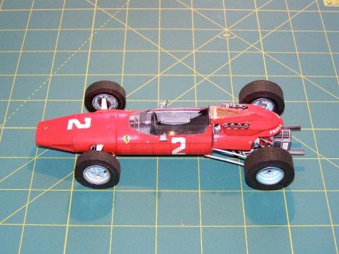 Ferrari 158, 1964