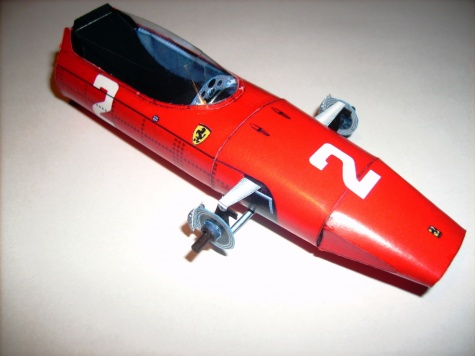Ferrari 158, John Surtees