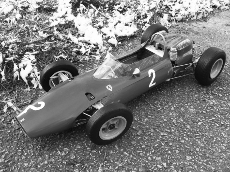 Ferrari 158 vers.A Itálie 1964
